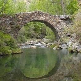 Route of the medieval bridges of the Vall de Cardós