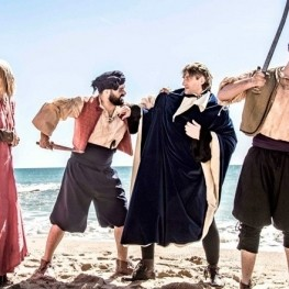 Sea route of pirates and legends in Mont-roig del Camp