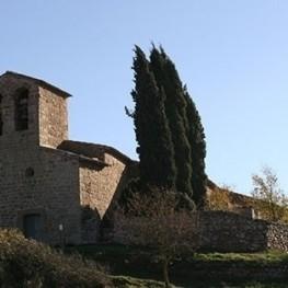 Ruta a l'ermita de Sant Cugat de Gavadons a Collsuspina