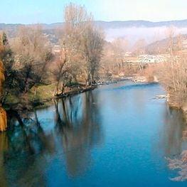Seguint el riu la Mugueta