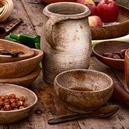 Tastant la gastronomia del 1714